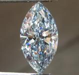2.58ct I (Blue) VVS2 Marquise Lab Grown Diamond R9800