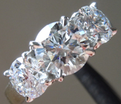 1.08ct D VS1 Round Brilliant Lab Grown Diamond Ring R9679