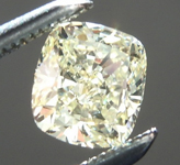 0.50ct Y-Z VVS1 Cushion Cut Diamond R5651