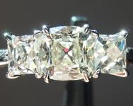 .80ct L SI1 Old Mine Brilliant Diamond Ring R5959