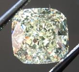 SOLD....Loose Yellow Diamond: 2.27ct U-V VS1 Radiant Cut Diamond GIA Cushion Like R7186