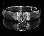 SOLD.....80ct I VS2 Old Mine Brilliant (Peruzzi) Diamond Ring R7231