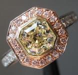 1.01ct S-T VS1 Octavia Diamond Ring R7544