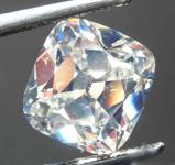 SOLD....2.06ct O-P SI2 Cushion Cut Diamond R7760