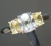 .73ct H VS2 Old Mine Brilliant Diamond Ring R7229