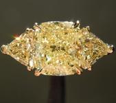 SOLD.....2.03ct Y-Z SI1 Cushion Cut Diamond Ring R7859