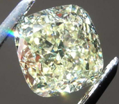SOLD.......1.23ct Y-Z VVS1 Cushion Cut Diamond GIA R7866
