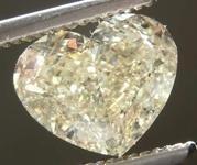 SOLD....2.15ct U-V SI1 Heart Shape Diamond R8444
