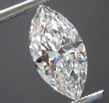 1.53ct I SI1 Marquise Diamond R8484