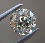 1.25ct N VS2 Old European Diamond R8679