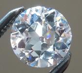 SOLD.....0.56ct D SI2 Old European Cut Diamond R9158