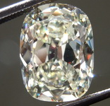 3.88ct N VS2 Cushion Cut Diamond R9341