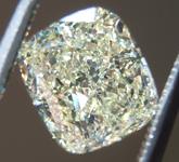 SOLD...1.53ct W-X VS1 Cushion Cut Diamond R9715