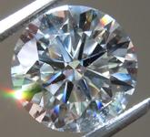 3.56ct G VS1 Round Brilliant Lab Grown Diamond R9731