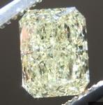 1.30ct Y-Z Radiant Cut Diamond R9445